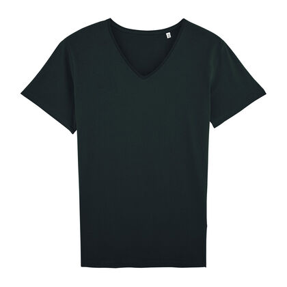 Тениска за мъже с остро деколте С1673-3