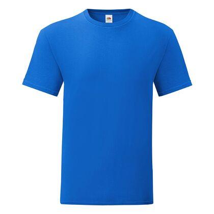 Синя всекидневна тениска за мъже С1755-17