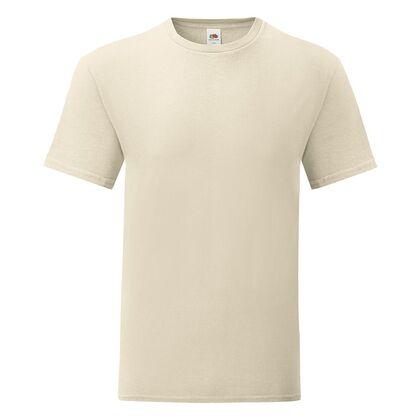 Бежова тениска за мъже С1755-18