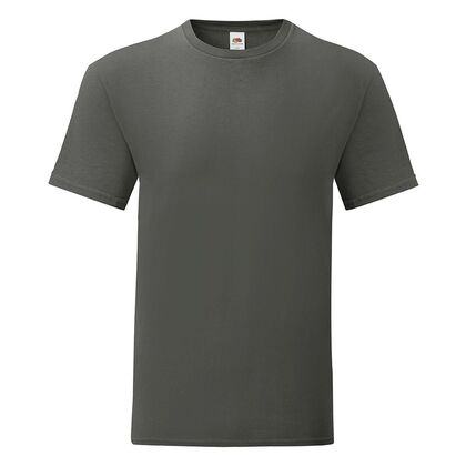 Графитена мъжка тениска С1755-20