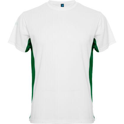 Мъжка тениска с два цвята С277-2