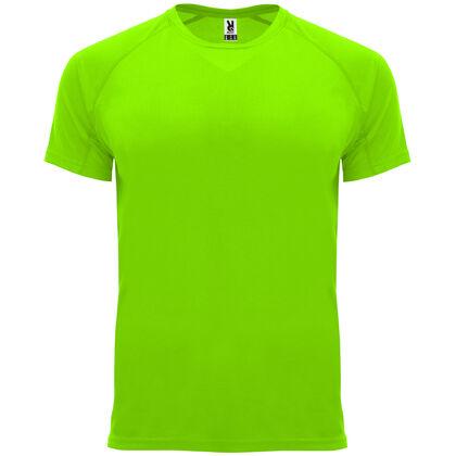 Мъжка тениска в неоново зелено С1735-2