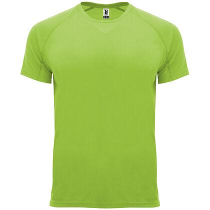 Спортна тениска в светло зелено С1735-5