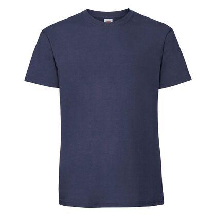 Мъжка тениска от супер мек памук С586-5