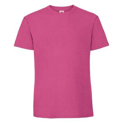 Супер мека мъжка тениска в розово С586-9