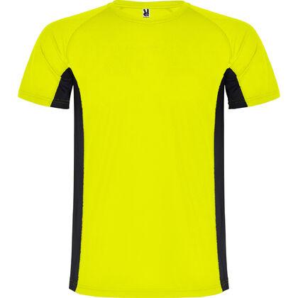 Неонова мъжка тениска от полиестер С1175-2