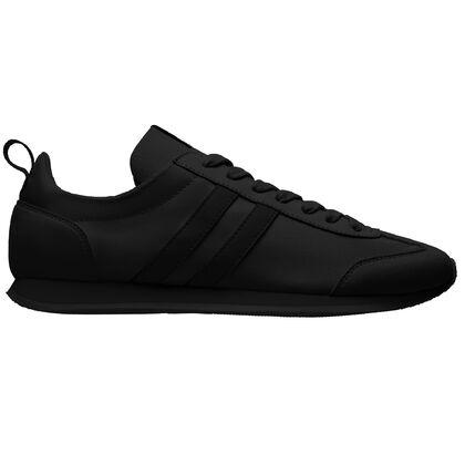 Черни дамски маратонки С2616Д-1