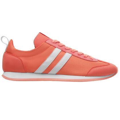 Дамски маратонки в цвят корал С2616Д-3