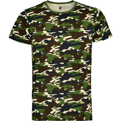 Камуфлажна мъжка тениска С52-2