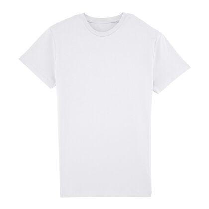 Модерна мъжка тениска от органичен памук С1533-2