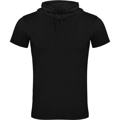 Мъжка тениска с шал яка С481-2
