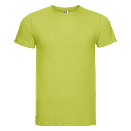 Мъжка светло зелена тениска С438-2