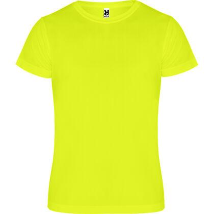 Неонова тениска от дишаща материя С30-4