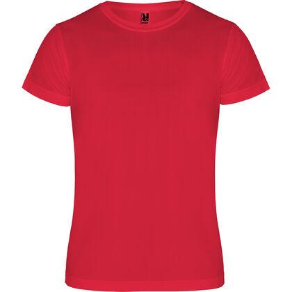 Червена тениска от дишащ полиестер С30-8