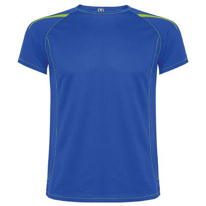 Спортна синя тениска С143-2