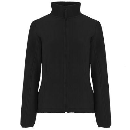 Поларено дамско яке без качулка С2329-1