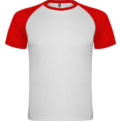 Двуцветна мъжка тениска С1178-2