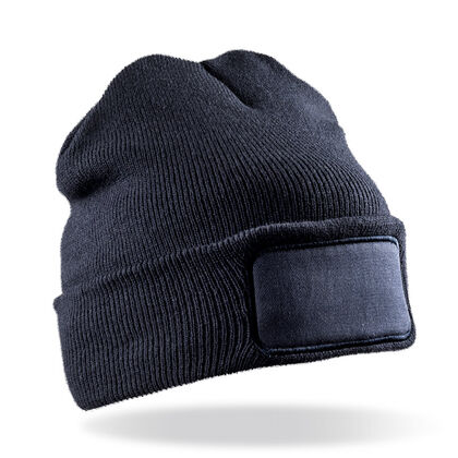 Стилна плетена шапка С2336